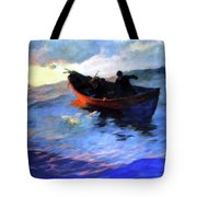 Suffolk Coast  Tote Bag