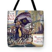 Suffragette Parade, 1913 Tote Bag