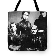 Suffragettes, 1888 Tote Bag