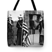 Suffragettes, C1910 Tote Bag