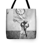 Suffragist, C1912 Tote Bag