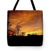 Suffused With Harmony Tote Bag