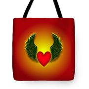 Sufi Heart I Tote Bag