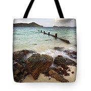 Sugar Bay St. Thomas Tote Bag