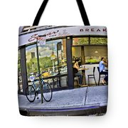 Sugar Breakfast  Tote Bag