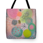 Sugar Buns Tote Bag
