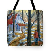 Sugar Bush Tote Bag