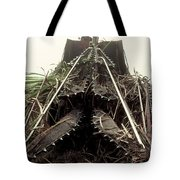 Sugar Cane Cutter Tote Bag