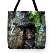 Sugar From The Sun Waterfall Tote Bag
