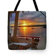 Sugar Islander II Sunrise -0054 Tote Bag