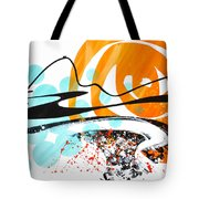 Sugar Loaf Tote Bag