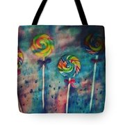 Sugar Rush  Tote Bag