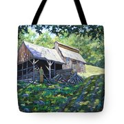 Sugar Shack In July Tote Bag