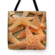 Sugar Starfish Tote Bag