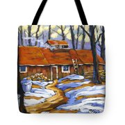 Sugar Time Tote Bag