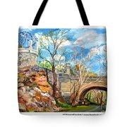 Sugarbowl On The Brandywine Tote Bag