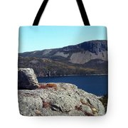 Sugarloaf Hill From The Lookout  Tote Bag