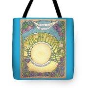 Sugarplum #5 Tote Bag