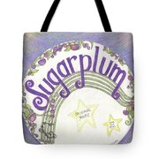 Sugarplum Logo Tote Bag