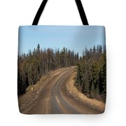 Suicide Hill Tote Bag