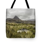 Suilven Mountain Tote Bag