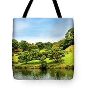 Suizenji Lake Tote Bag