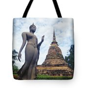 Sukhothai Historical Park Tote Bag
