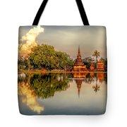 Sukhothai Park Tote Bag