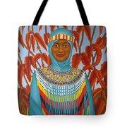 Sulawesi Girl Tote Bag