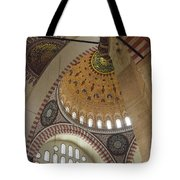 Suleymaniye Arches And Domes Tote Bag