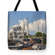 Suleymaniye Camii Tote Bag