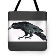 Sulky Bird Tote Bag