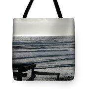 Sullen Seas Tote Bag