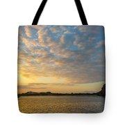 Sullivan Bay Sunrise Tote Bag