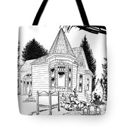 Sullivan House Tote Bag