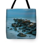Sullivan's Island Rock Jetty Tote Bag