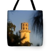 Sulphur Springs Tower Tote Bag