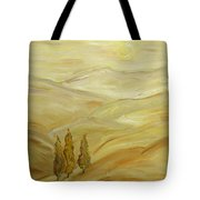 Sultry Day Tote Bag