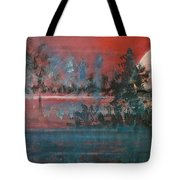 Sultry Sunset Tote Bag