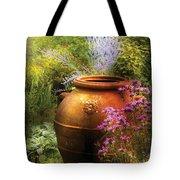 Summer - Landscape - The Urn Tote Bag