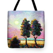 Summer Afternoon In The Fields Tote Bag