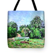Summer Afternoon. Tote Bag