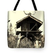 Summer Alaskan Cache Tote Bag