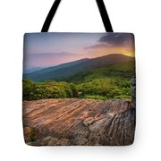Summer Along The Appalachian Trail Tote Bag