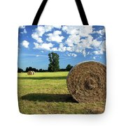 Summer And Work. Tote Bag