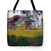 Summer Arbor Tote Bag