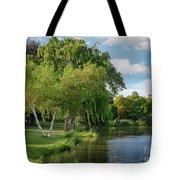 Summer At The Lake Tote Bag