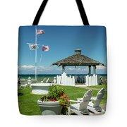 Summer At The Shore Tote Bag