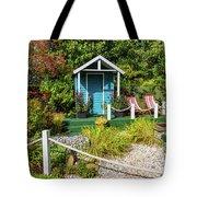 Summer Beach House Tote Bag