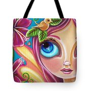 Summer Bliss Fairy Tote Bag